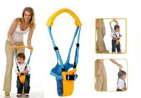 Комплект колани за прохождане на малчугани - MOON WALK