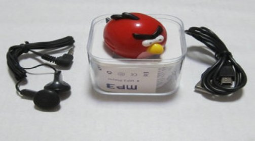 MP3 player Angry Birds